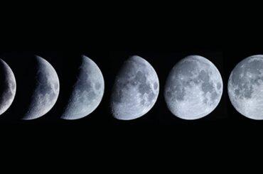 Mặt trăng bay lên cao hoặc xuống thấp