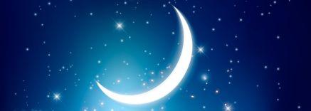 dấu hiệu mặt trăng của bạn